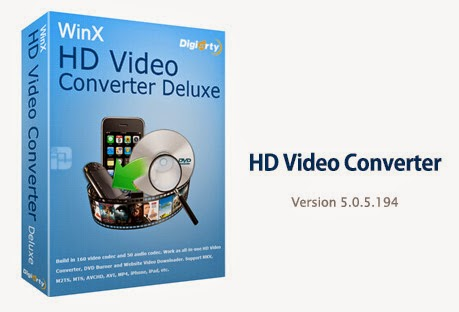 WinX HD Video Converter Full Version