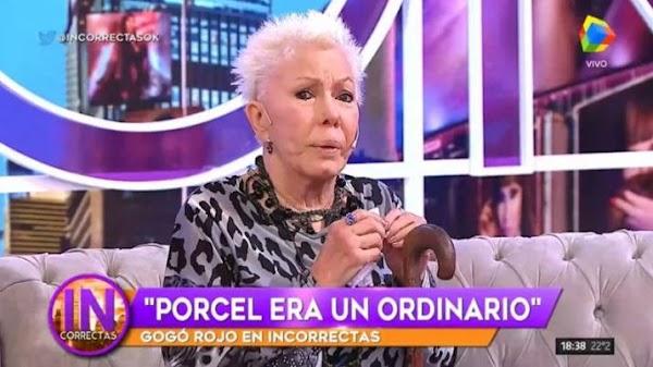 Gogo Rojo: ''Porcel era un ordinario y tenía olor a chivo''