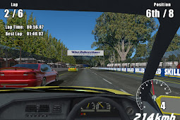 Driving speed 2 - Alternatif Need For Speed