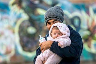 Беби-бум среди беженцев в Германии