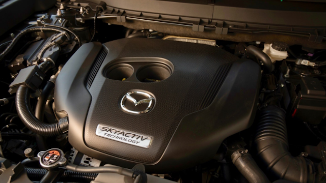 2020 Mazda RX-9 engine