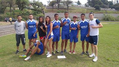 Equipe registrense de Atletismo conquista 12 medalhas em Festival de Cajati