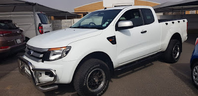 GumTree OLX Used cars for sale in Cape Town Cars & Bakkies in Cape Town - 2014 Ford Ranger 3.2 Diesel Super cab in white