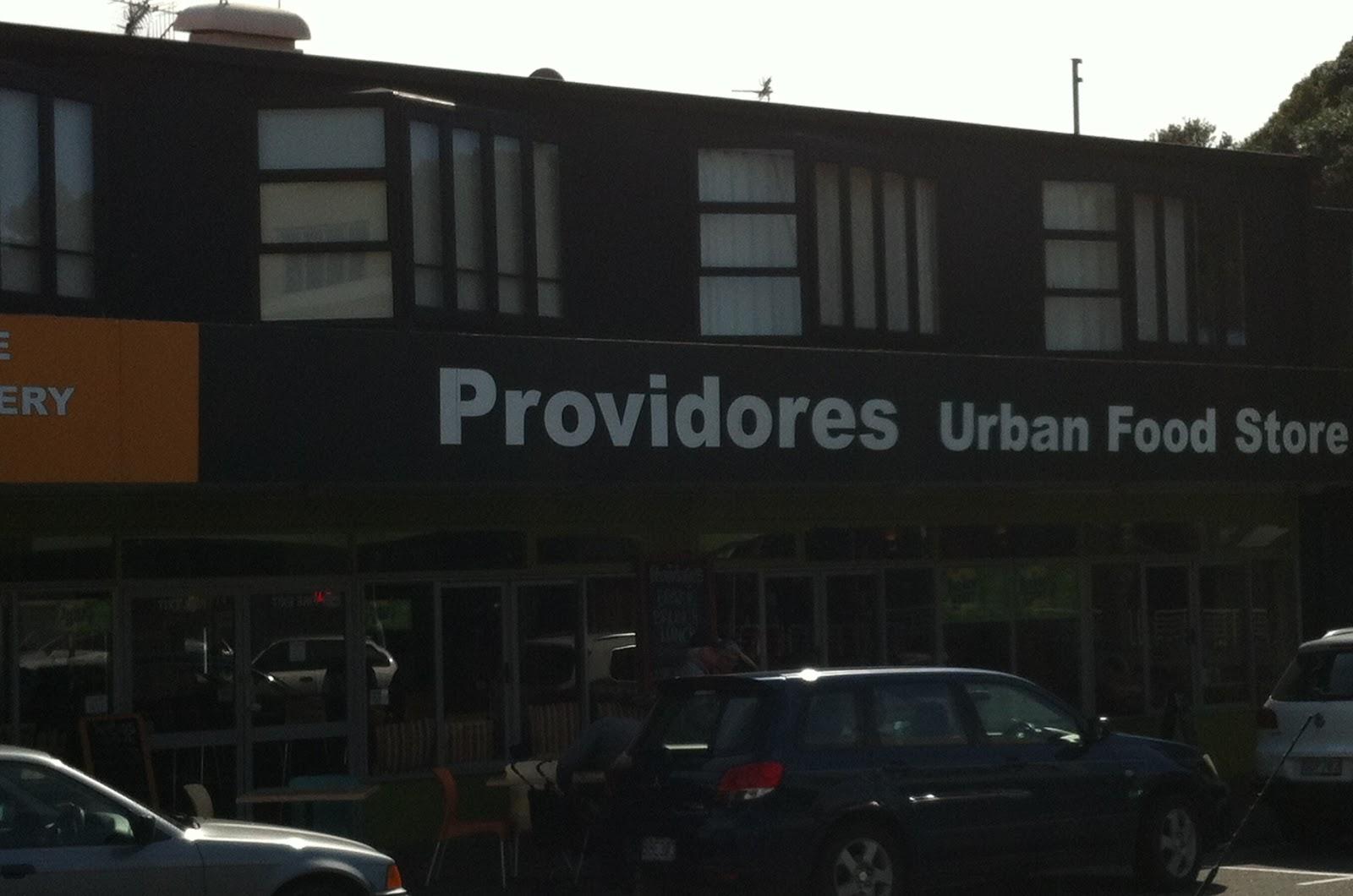 Providores Urban Food Store
