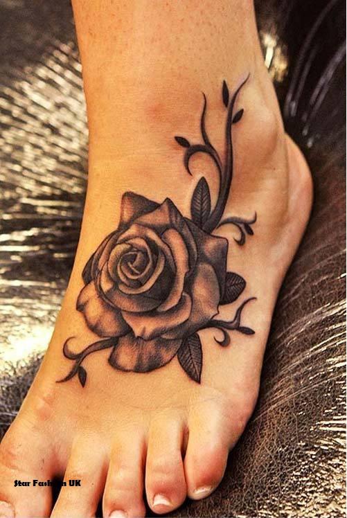 Uk Fashion Feminine Tattoo Ideas
