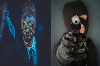 ナイフを持つ人殺しと拳銃を持つ人殺し