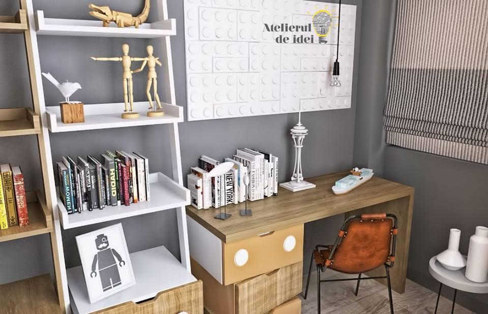 Modern Boys Room dreamy modern boys' room in bucharest - daily dream decor