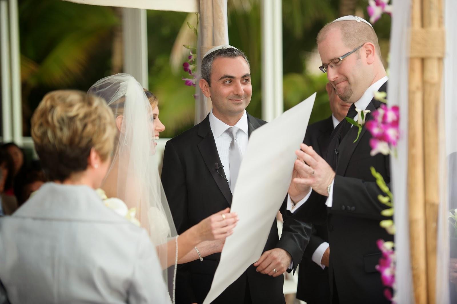 Rabbi for Wedding - Jewish Weddings - Rabbi Jason Miller