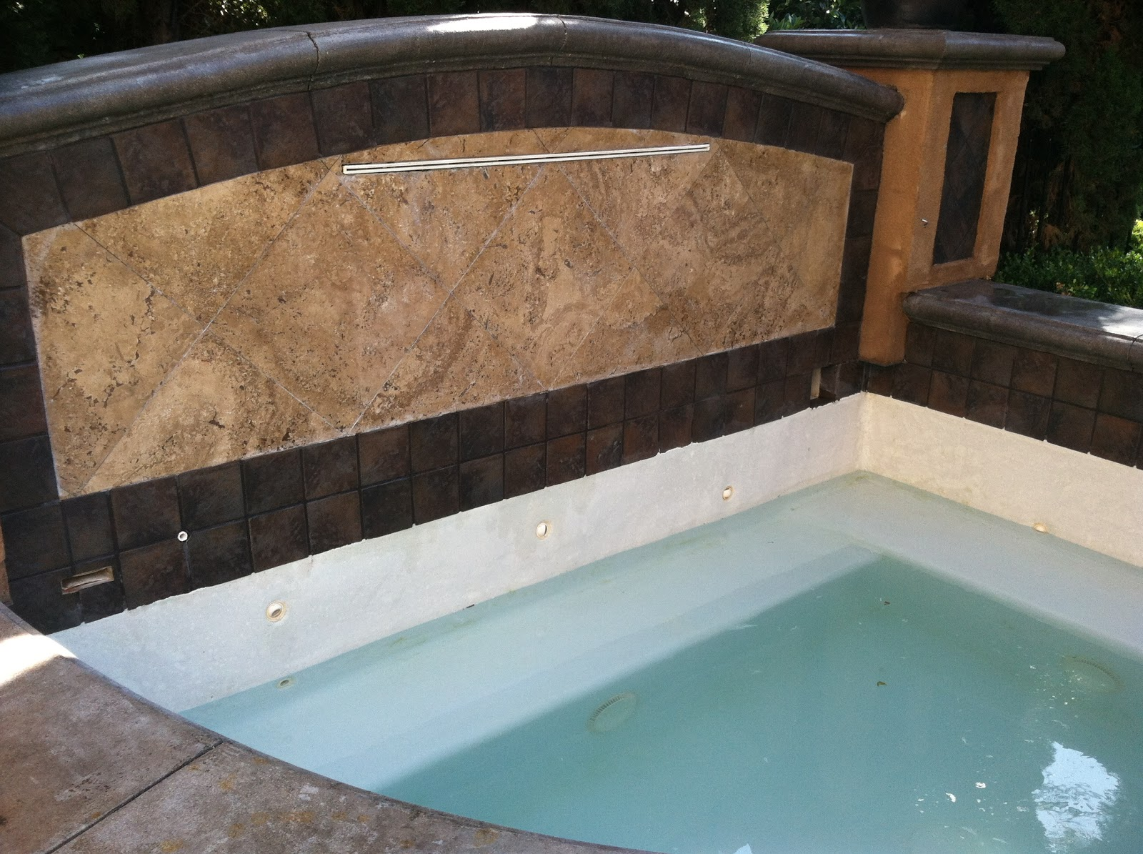 Oc La Palm Springs Riverside Pool Tile Cleaning And Repair