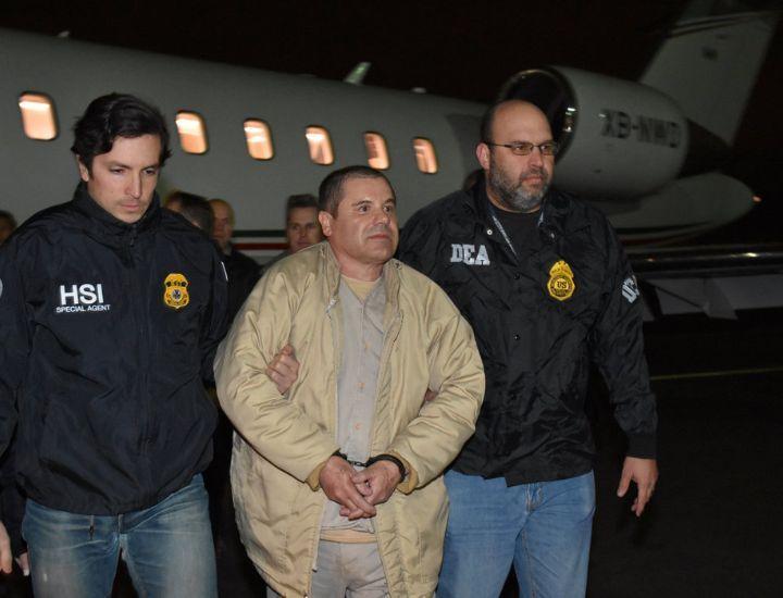 El Chapo podría delatar a El Mayo Zambada en EU