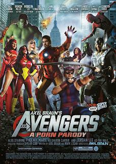 The Avengers A Porn Parody 2012