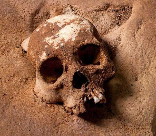 La cueva de los sacrificios humanos: Actun Tunichil Muknal