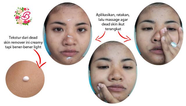 exfoliasi wajah