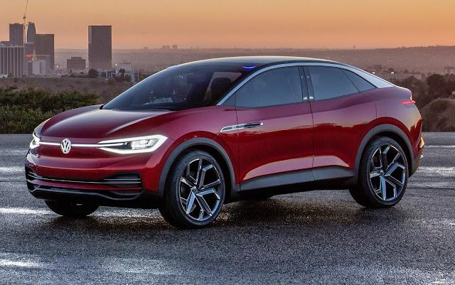 VW e Ford próximas de acordo em elétricos e autônomos