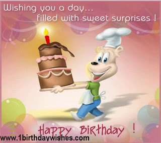 Advance birthday wishes messages greetings birthday wishes birthday that i celebratebut also the many sweet momentsthat u have been into my lifehappy birthday in advance m4hsunfo