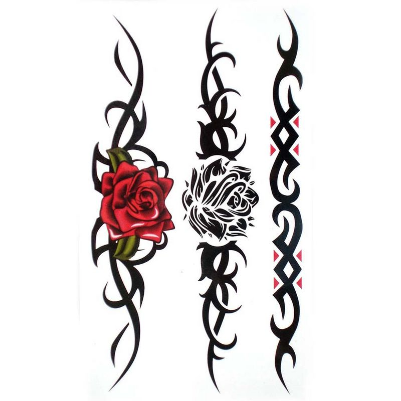 Black Rose Tattoo Designs Ideas Photos Images ~ Women Fashion And Lifestyles