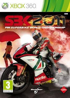 SBK 2011 Superbike World Championship (X-BOX360)