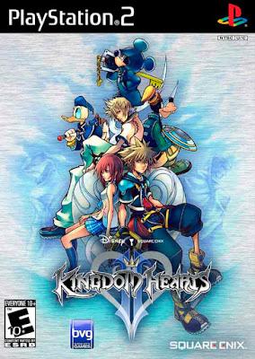 Kingdom Hearts 2 (NTSC) PS2 Torrent Download