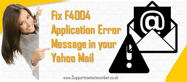 fix f4004 error in yahoo
