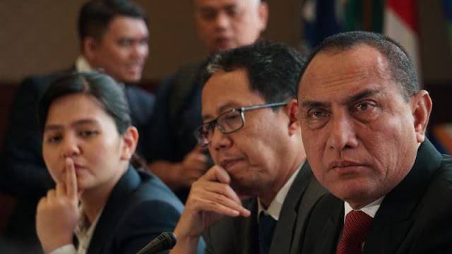 Oknum PSSI Jegal Persib Juara Liga 1