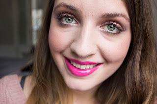 Lip Paint Lacquer L'Oréal Fuchsia Wars