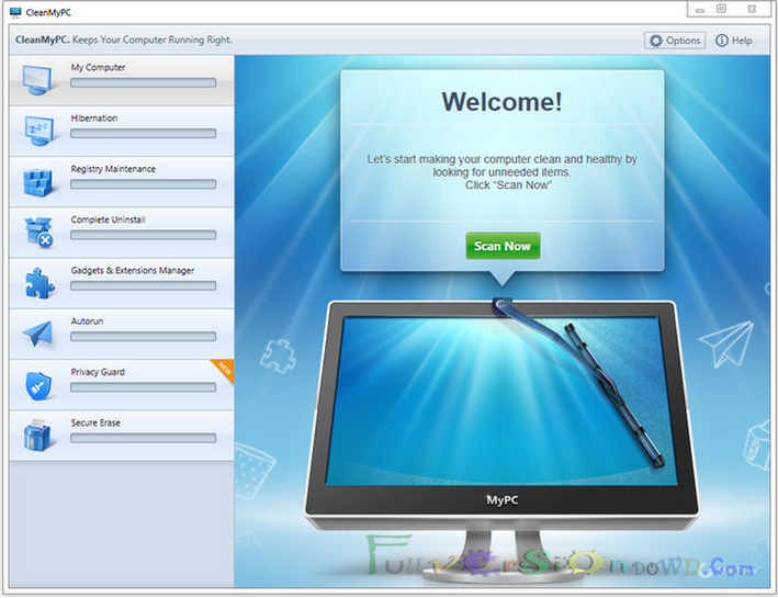 MacPaw CleanMyPC Latest Full