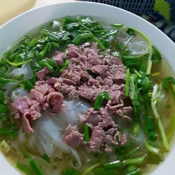 Cách nấu phở bò Nam Định