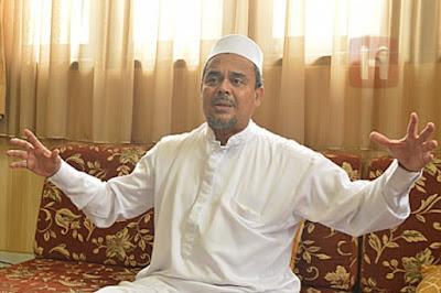 Habib Rizieq: Membenturkan Pancasila dengan Islam adalah 'Pemerkosaan' Pancasila