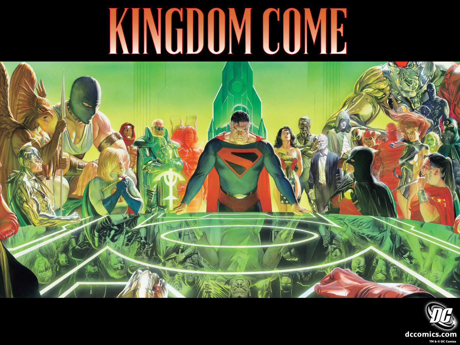 Ep 613 Word Balloon Podcast Kingdom Come 20th Anniversary Special Part 1 Mark Waid