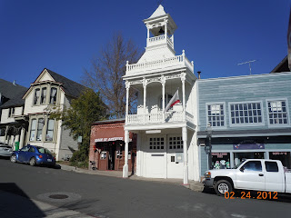 nevada city california fire house