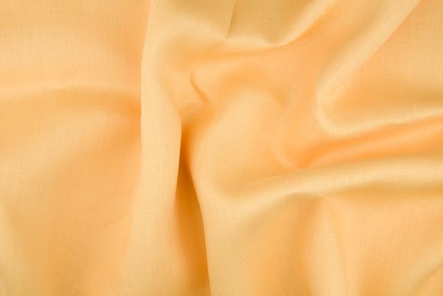Gold Handkerchief Linen Fabric