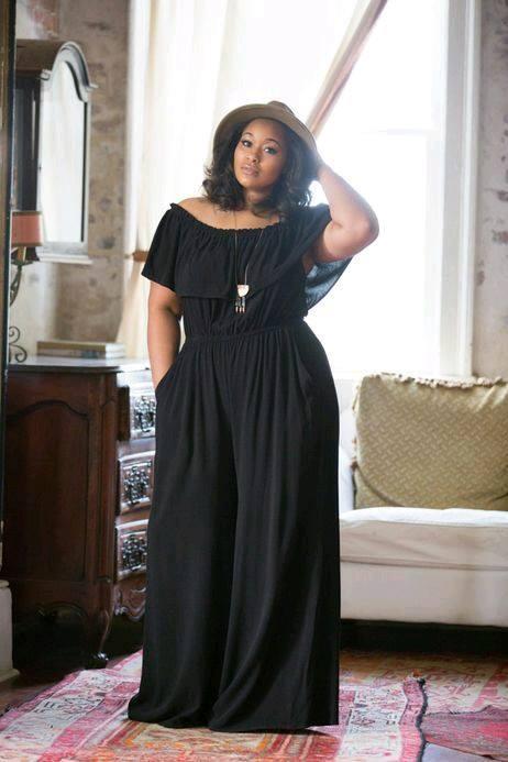 como vestirme si soy gordita moda mujer moda y. Black Bedroom Furniture Sets. Home Design Ideas