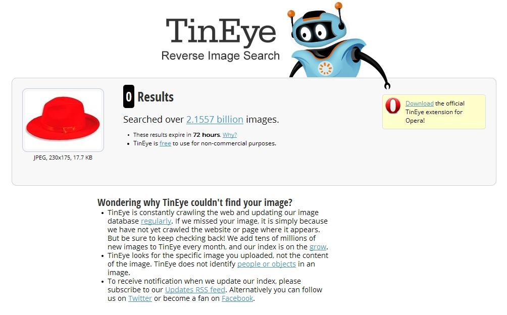 Match reverse search