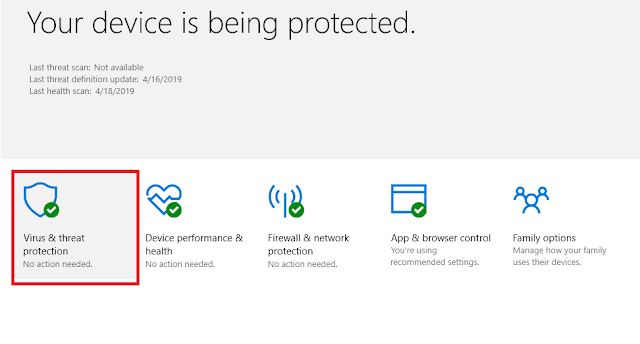 Cara mematikan windows defender windows  Cara Mematikan Windows Defender di Windows 10 Secara Permanen dan Sementara Terbaru