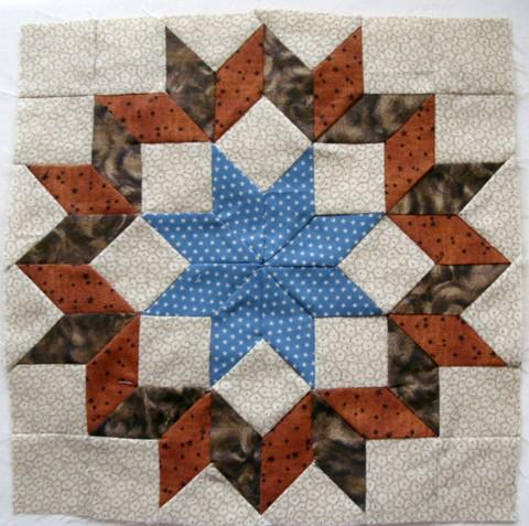 Block Pattern Quilt Wagon Wheel Patterns Gallery