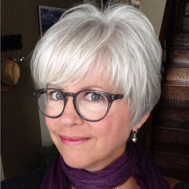hairstyles 2019 female over 50 short
