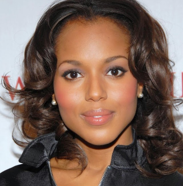 Pretty Hollywood actress, Kerry Washington Reveals Her Igbo Name