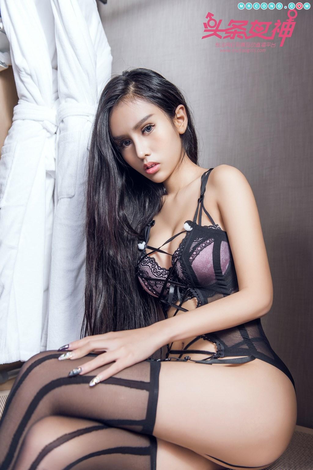 Image TouTiao-2017-12-05-Chen-Di-Ya-MrCong.com-029 in post TouTiao 2017-12-05: Người mẫu Chen Di Ya (陈迪垭) (35 ảnh)