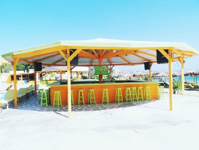 Viva Punda summer beach bar