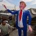 Van a quemar a Trump en Honduras porque rechazó la caravana de inmigrantes