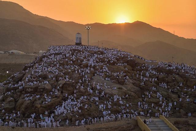 2 million pilgrims arrived in Makkah - performed Hajj 2017 - Pakistani takes lead in numbers