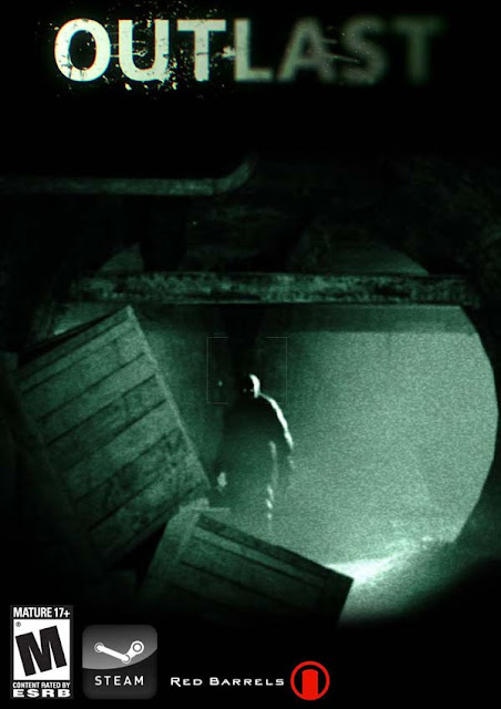Outlast Download Cover Free Game
