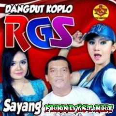 Dangdut Koplo RGS (Sayang) 2016 Album cover