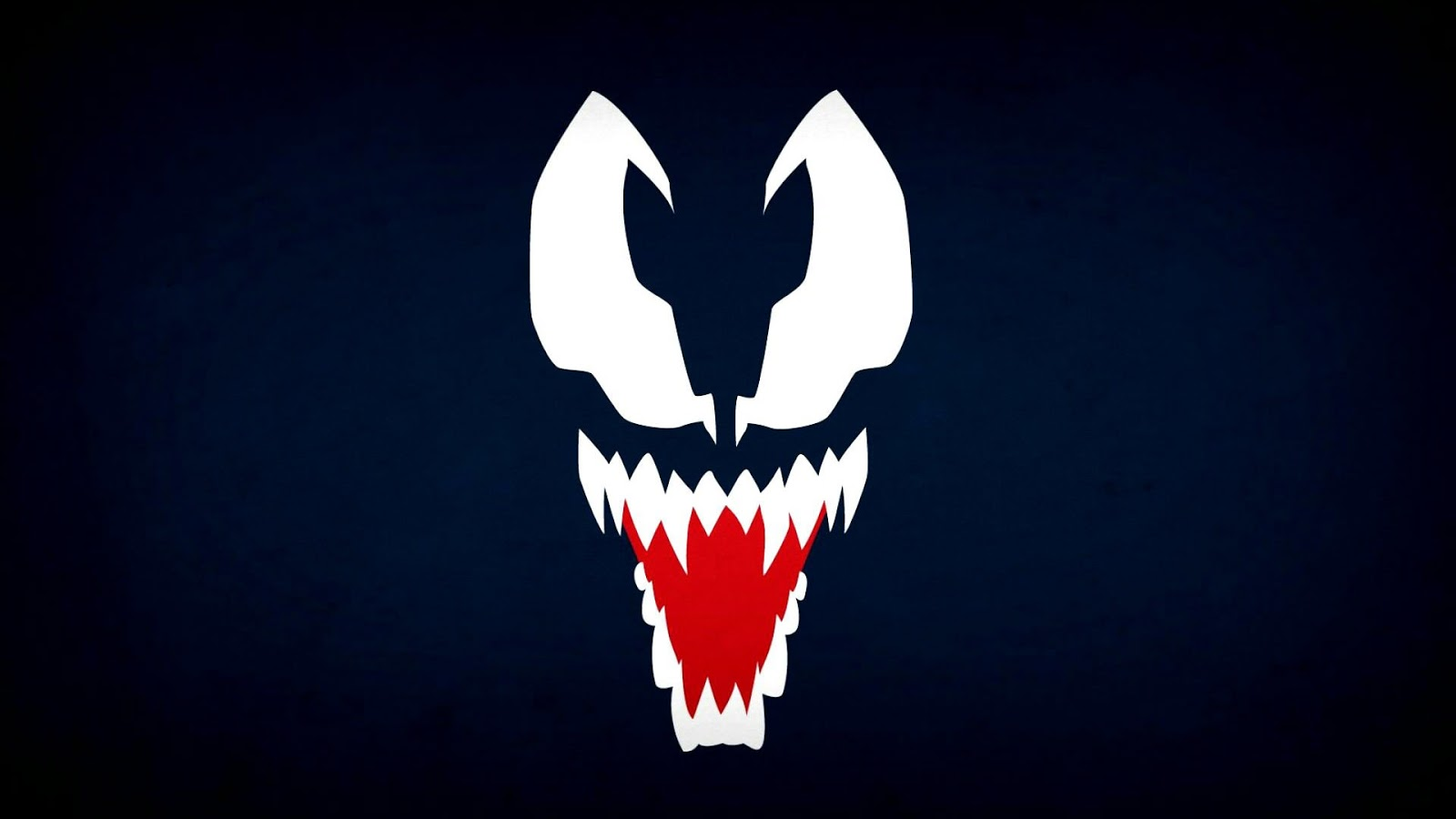 Venom Face Logo Scream at You