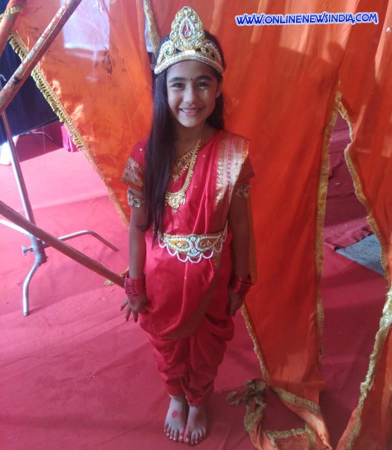 Aakriti Sharma as Goddess Parvati