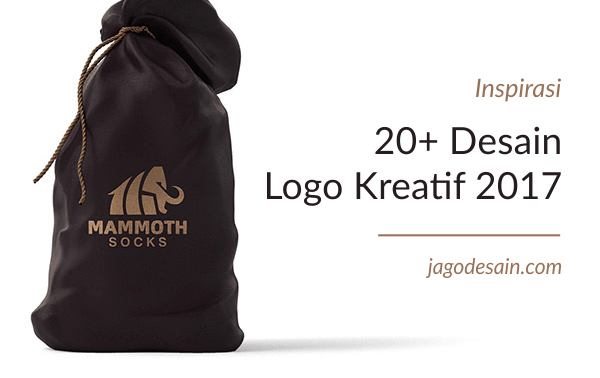 20 Inspirasi Desain Logo Kreatif 2017