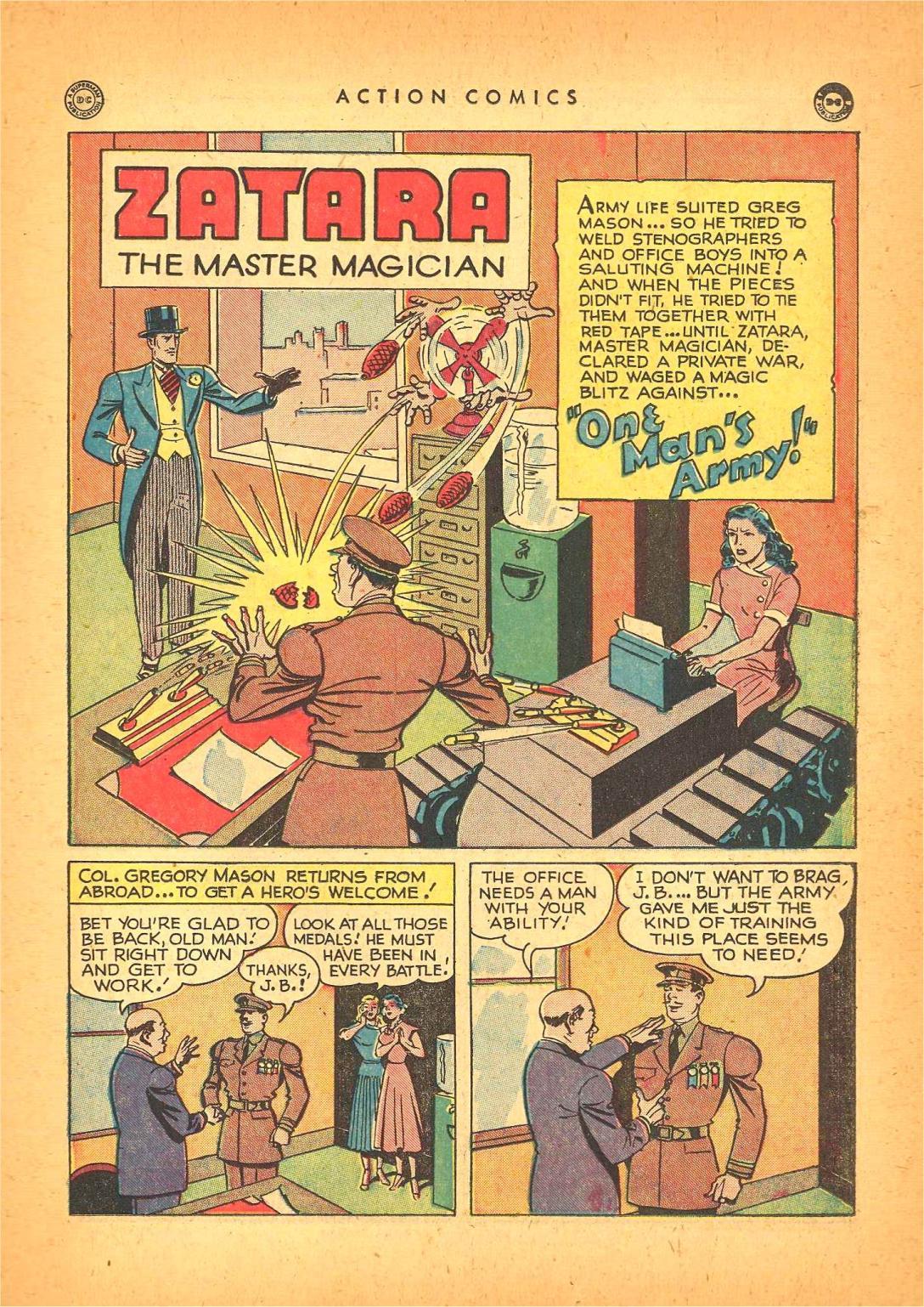 Action Comics (1938) 130 Page 31