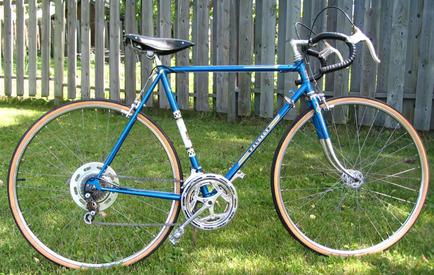 mid life cycling my first fixie a peugeot u0 8 conversion. Black Bedroom Furniture Sets. Home Design Ideas