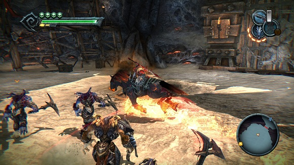 Darksiders Warmastered Edition PC Free Download Screenshot 2