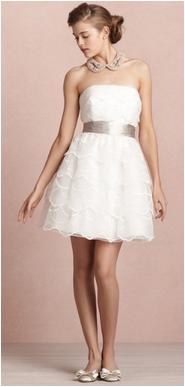 vestido de noivas curtos